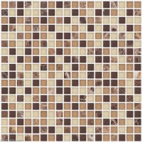 Dull Polished 3D Natural Stone Garden Floor Tile