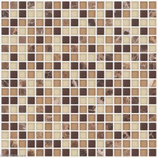 Dull Polished 3D Natural Stone Garden Floor Tile