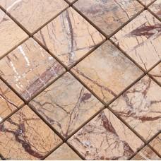 Natural Marble Stone Mosaic Tile Backsplash for Kitchen