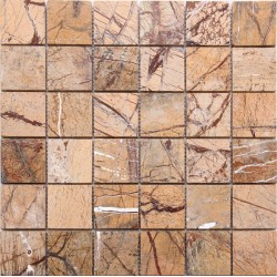 Natural Marble Stone Mosaic Tile Backsplash for Kitchen