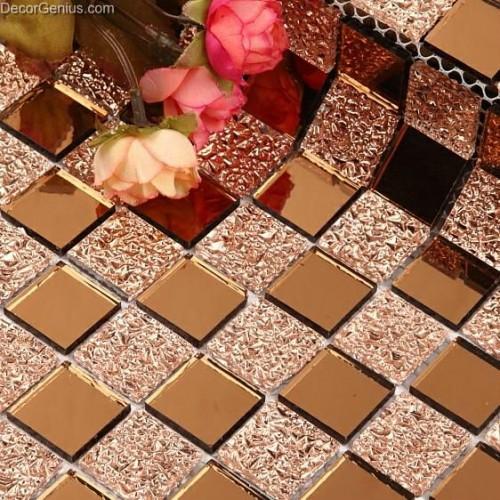 Porcelain Wall Tiles Sink Bathroom Classic Ceramic Mosaic Tiles DGCM001