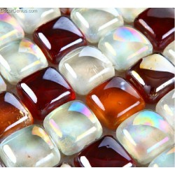 300X300 Blended Color Wholesales Free Shipping Kitchen Backsplash Mosaic Tiles