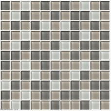 Crystal Floor Tile Hot Sale Glass Mosaic Kitchen Backsplash Tiles 11 Sheets