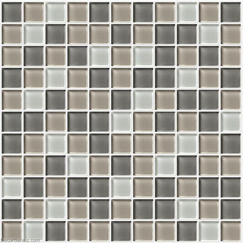 Backsplash Tile Sheets: Crystal Floor Tile Hot Sale Glass Mosaic Kitchen