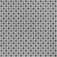 Vintage Grey Wall Decor Glass Tiles Indoor Home Mosaic Tile