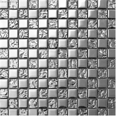 Silver Galvanized Kitchen Backsplash Tile Metal Ceiling Floor Cheap Free Shipping Walltile