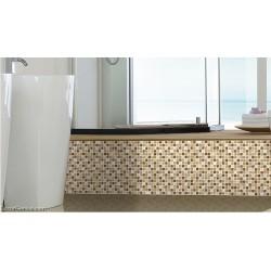 Grey Free Shipping Stone Resin Glass Mosaic Tile Popular Kitchen Tiles