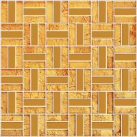 DecorGenius Home Wall Tile Decor 3D Natural Glass Mirror Counter Top Floor Tiles