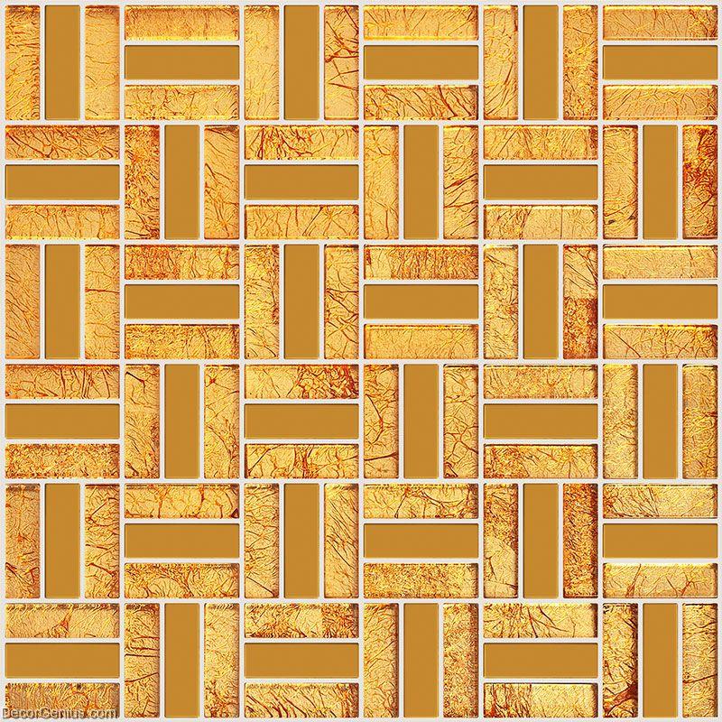 Home Decor Wall Tiles : Decorgenius home wall tile decor d natural glass mirror
