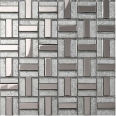 Silver Kitchen Wall Tile Backsplash Galvanized Bathroom Decoration Stainless Steel Tiles Free Shipping
