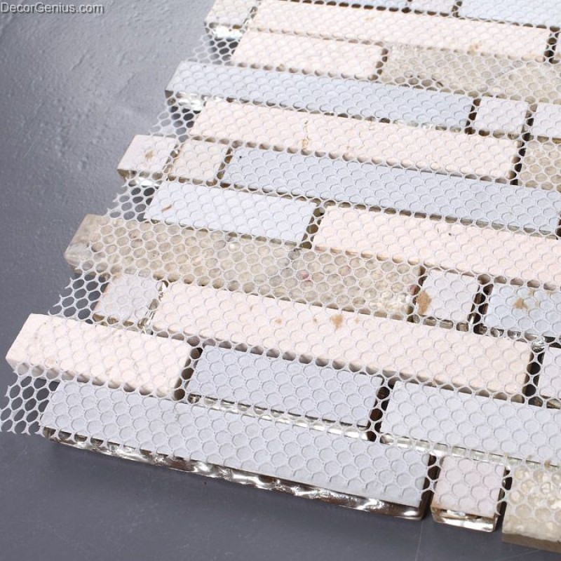 Elegant marble stone home decor kitchen backsplash tile for Elegant stone