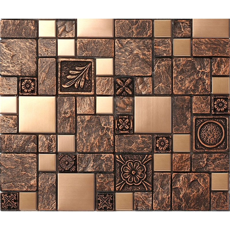 Style Of DGWH077 800x800 Fresh - Awesome Glass Mosaic Wall Tiles Amazing