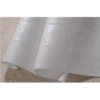 Mixed Grey Rose Stripe Design Floral Vine Decoration Living Wallpaper